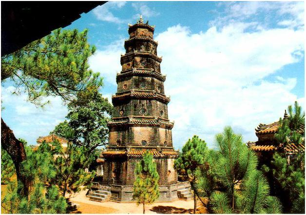 Chùa Thiên Mụ: điểm du lịch Huế mới