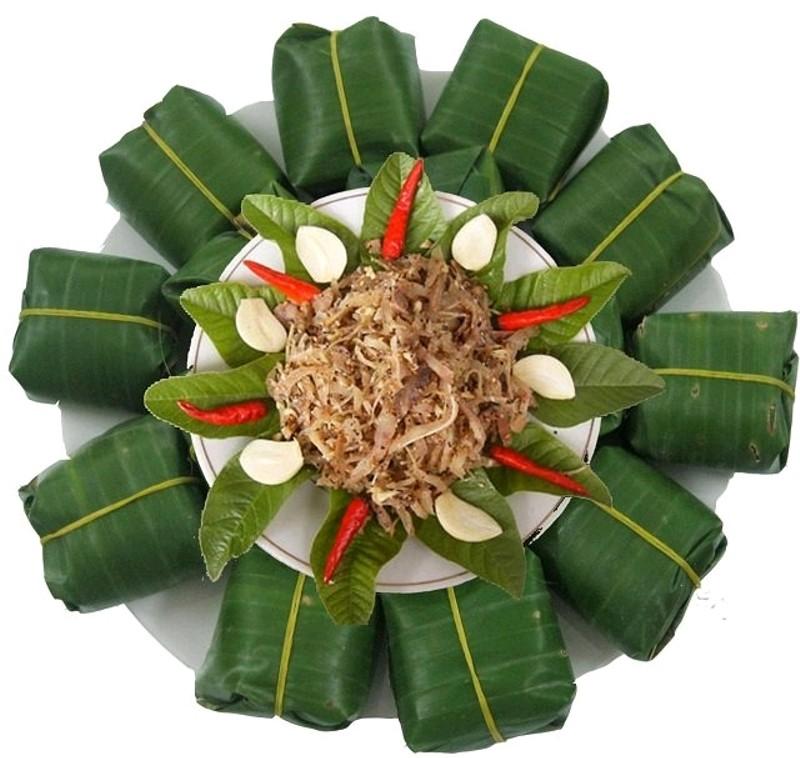 Tré Bà Đệ được xem là đặc sản Đà Nẵng được rất nhiều người ưa chuộng. Tré được làm từ thịt lợn nạc