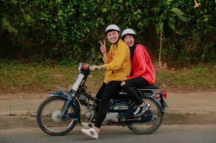 Du lịch Tết Phan Thiết – Đà Lạt bằng xe máy.