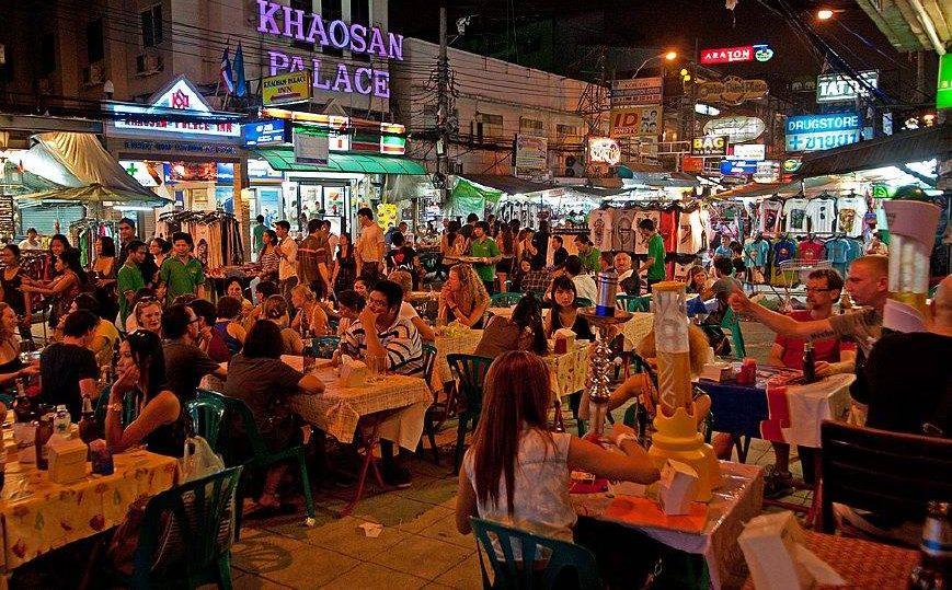 Những ngôi chợ nổi tiếng tại Thái Lan 3