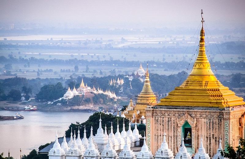 Thông tin các hãng hàng không và vé máy bay đi du lịch Myanmar