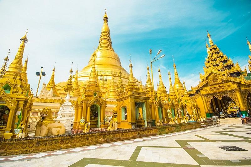 Vì thực tế vé máy bay đi Myanmar càng sát ngày bay giá càng cao.