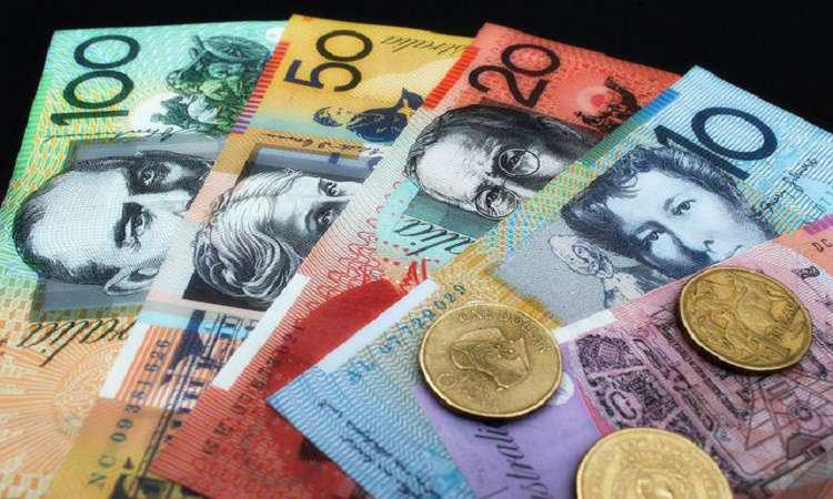 Chuẩn bị tiền đô la Úc