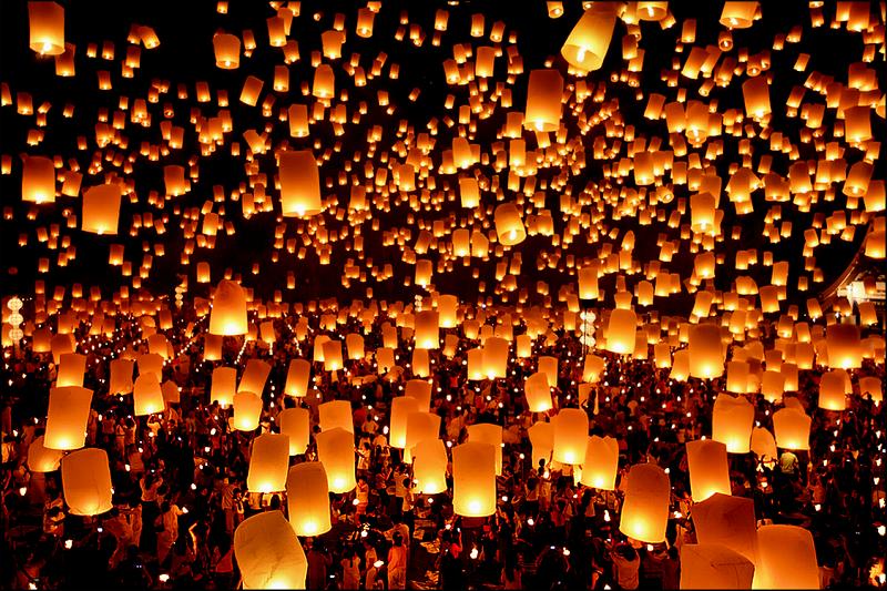 Lễ hội hoa đăng – Loy Krathong