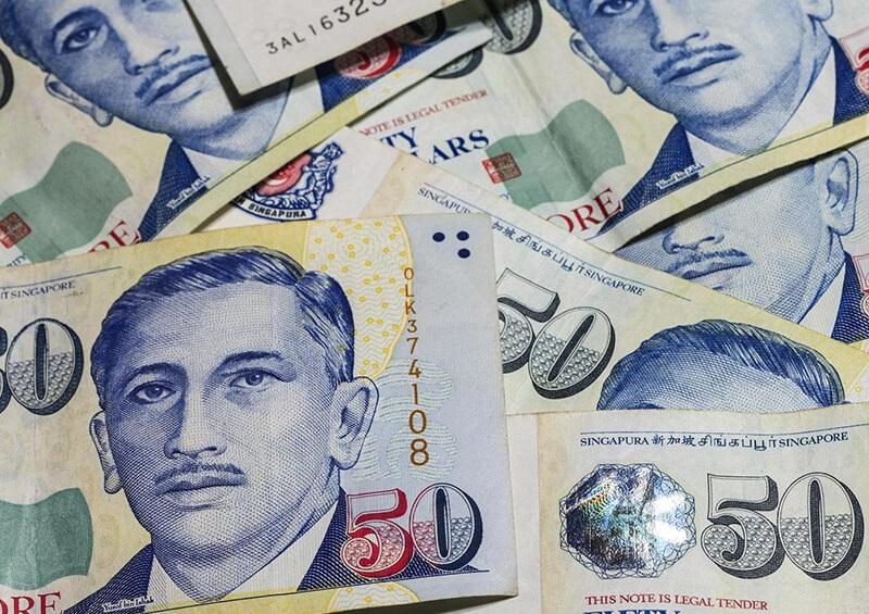 Đổi tiền khi du lịch Singapore