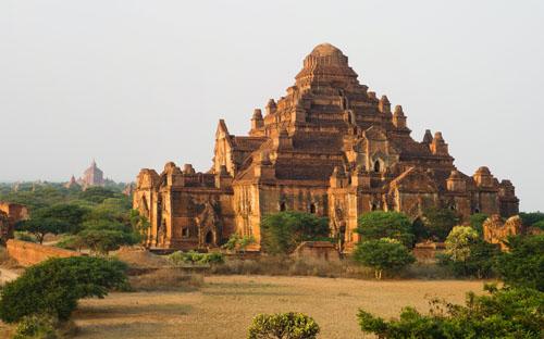 Bi kip bo tui kham pha Bagon Myanmar