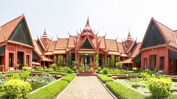 kham pha phnom penh -bao tang quoc gia