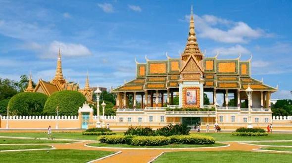 kham pha phnom penh hoang cung campuchia