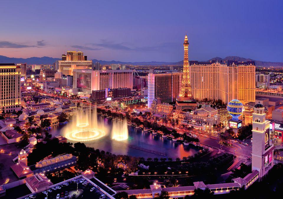 Du lich Las Vegas