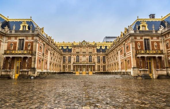 Những điểm check in không nên bỏ qua tại Paris - Lâu đài Versailles