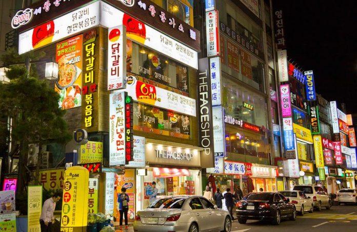 Du lịch Hàn Quốc nhất định phải ghé thăm chợ Dongdaemun nổi tiếng