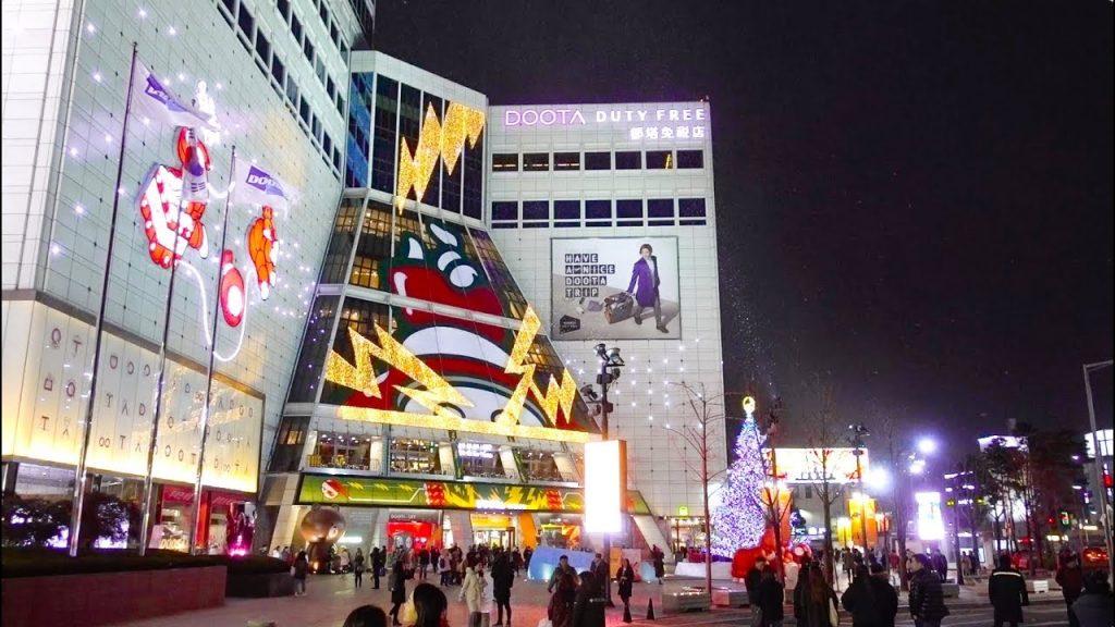 Du lịch Hàn Quốc nhất định phải ghé thăm chợ Dongdaemun nổi tiếng - ảnh 1