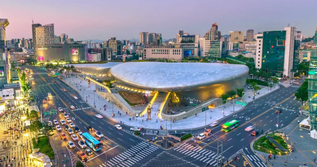 Du lịch Hàn Quốc nhất định phải ghé thăm chợ Dongdaemun nổi tiếng - ảnh 2