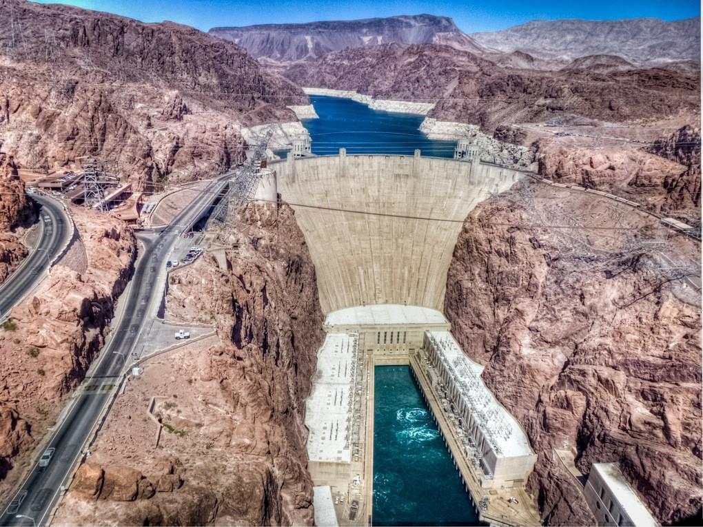 Ghé thăm đập thủy điện Hoover Dam – 1 trong 7 công trình vĩ đại nhất nước Mỹ - ảnh 4