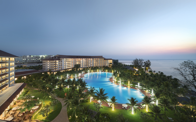 Có gì hot tại Vinpearl Phú Quốc - nơi đám cưới của Ông Cao Thắng & Đông Nhi? - ảnh 5