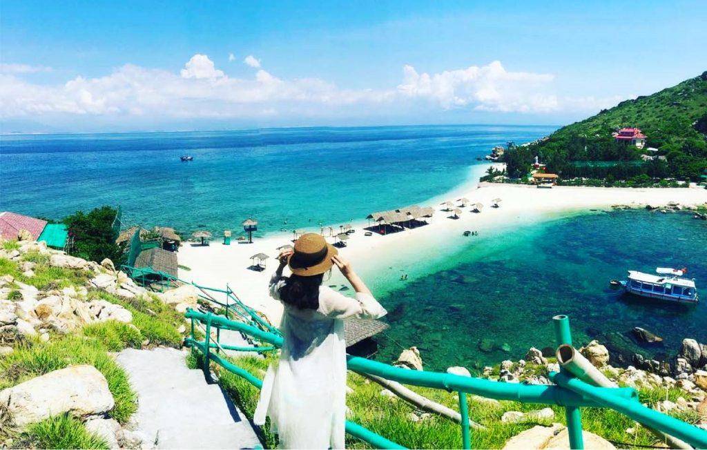 Hòn Nội - bãi tắm đôi cực lạ ở Nha Trang - ảnh 5