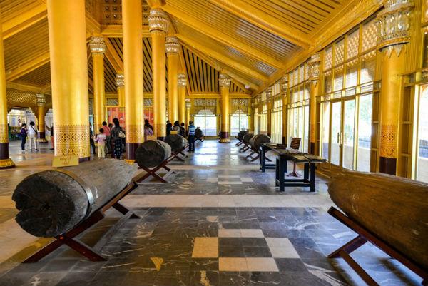 Du lịch Myanmar: Khám Phá Cung điện Hoàng gia Kanbawzathadi ở Bago - ảnh 9