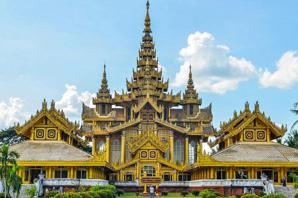 Du lịch Myanmar: Khám Phá Cung điện Hoàng gia Kanbawzathadi ở Bago - ảnh 10