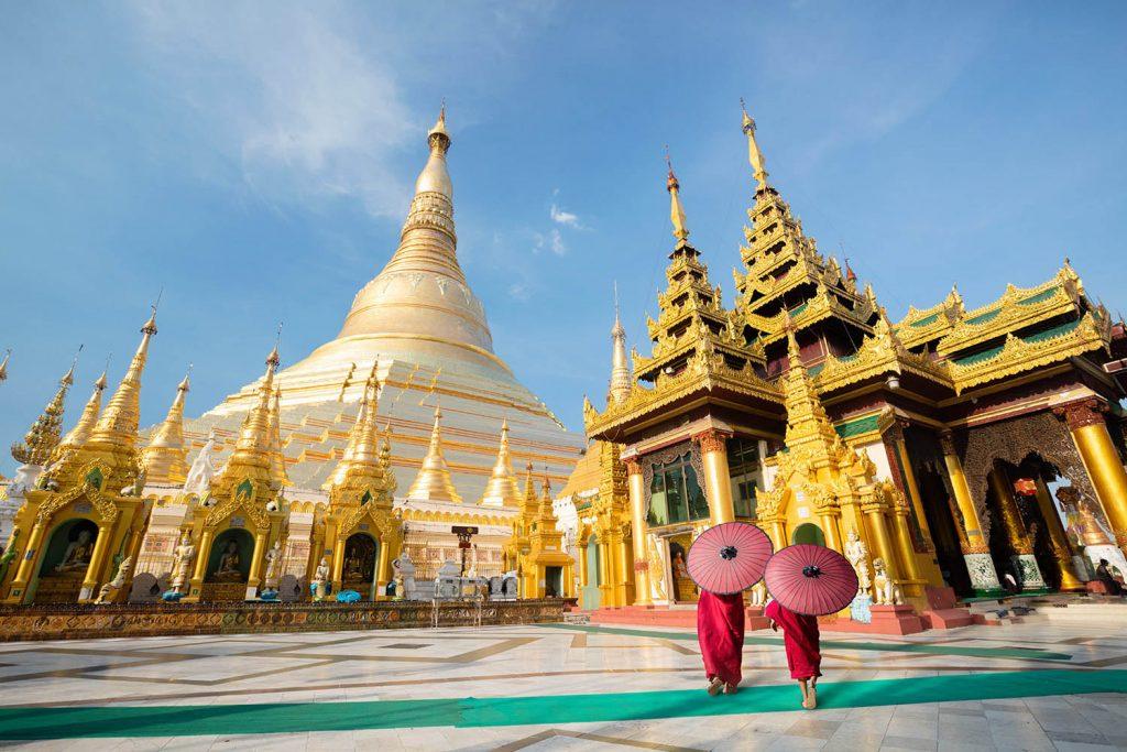 Du lịch Myanmar: Khám Phá Cung điện Hoàng gia Kanbawzathadi ở Bago - ảnh 4