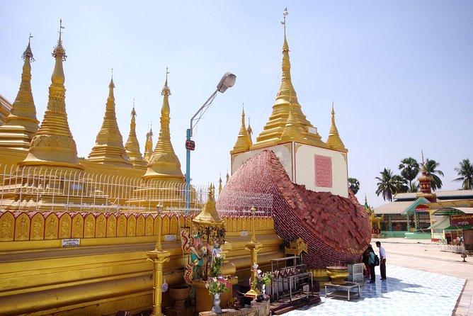 Du lịch Myanmar: Khám Phá Cung điện Hoàng gia Kanbawzathadi ở Bago - ảnh 7