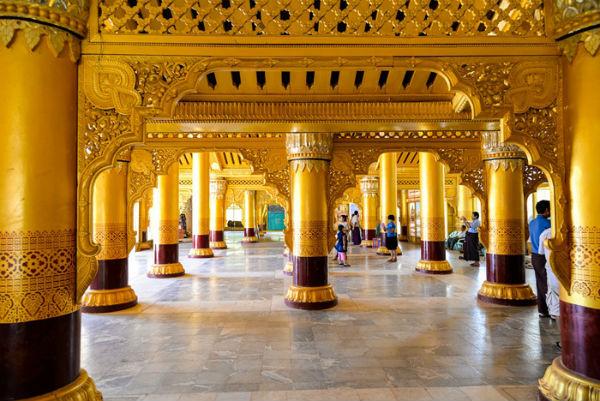 Du lịch Myanmar: Khám Phá Cung điện Hoàng gia Kanbawzathadi ở Bago - ảnh 8