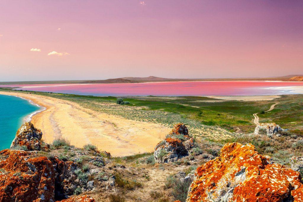 Khám phá hồ Hillier – bí ẩn hồ nước màu hồng đầy ảo diệu tại Australia - ảnh 6