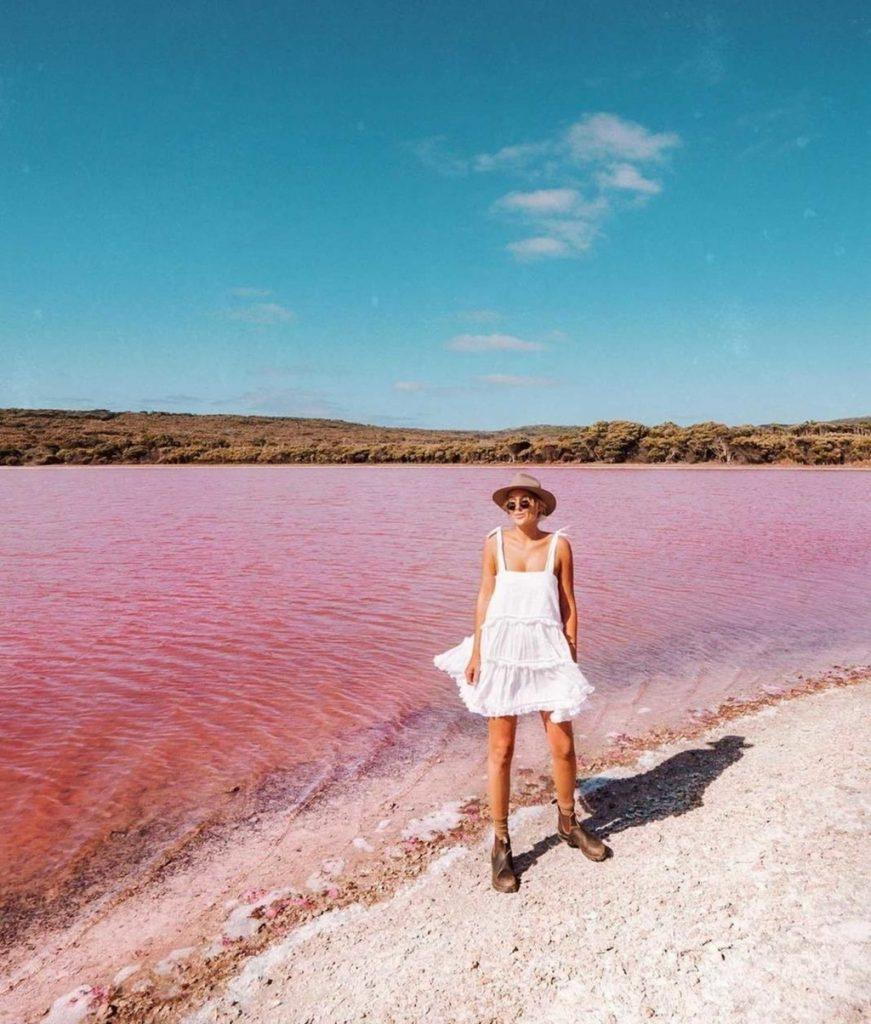 Khám phá hồ Hillier – bí ẩn hồ nước màu hồng đầy ảo diệu tại Australia - ảnh 7