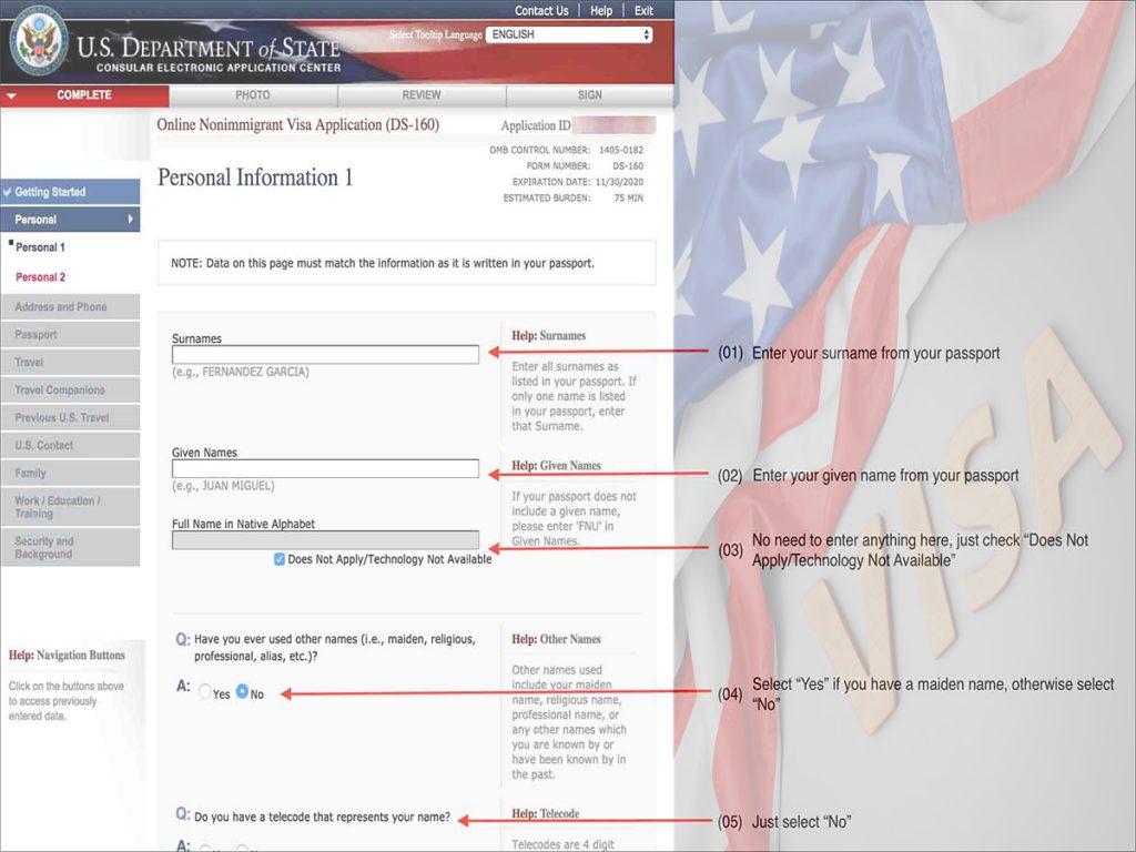 Tất tần tật các bước xin visa du lịch Mỹ tự túc - ảnh 3