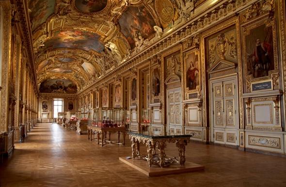 Mê mẩn trước bảo tàng Louvre – thiên đường nghệ thuật thế giới - ảnh 2