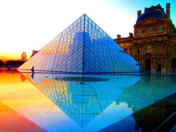 Mê mẩn trước bảo tàng Louvre – thiên đường nghệ thuật thế giới - ảnh 6
