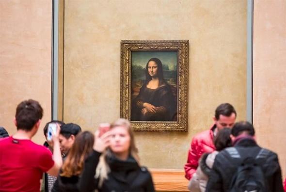 Mê mẩn trước bảo tàng Louvre – thiên đường nghệ thuật thế giới - ảnh 7