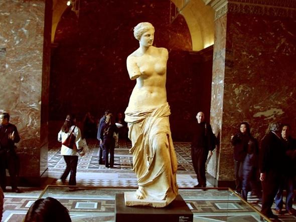 Mê mẩn trước bảo tàng Louvre – thiên đường nghệ thuật thế giới - ảnh 8